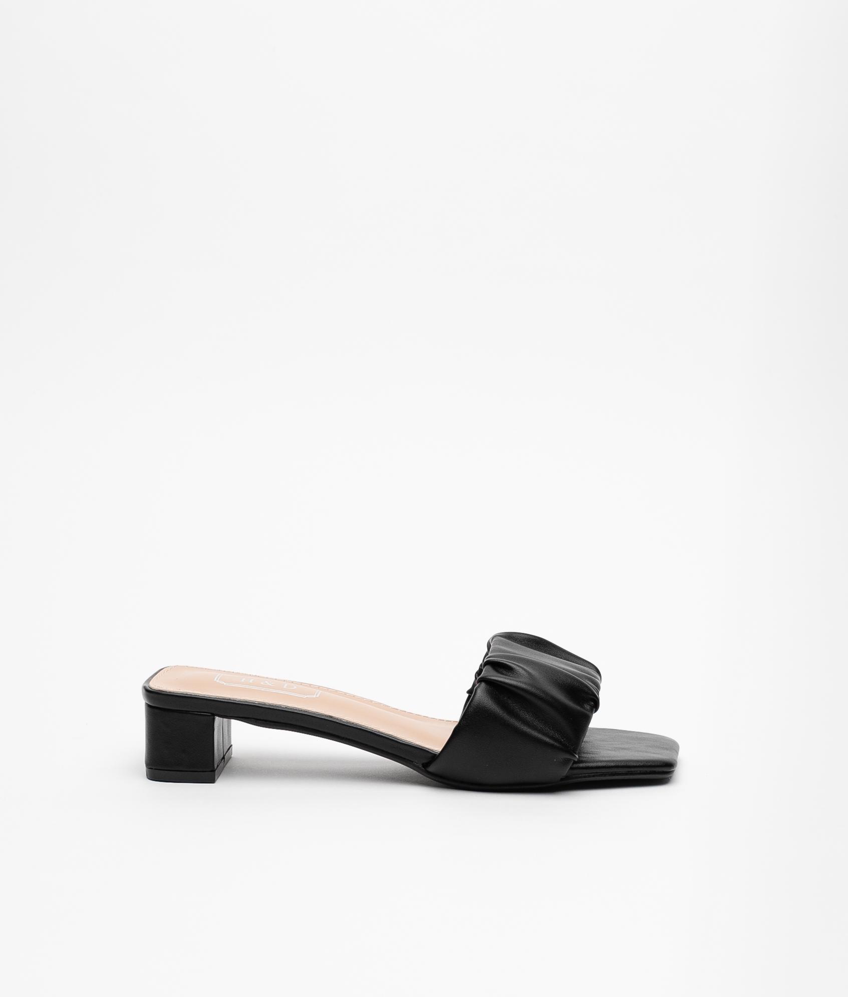 High Sandal Yanala - Black