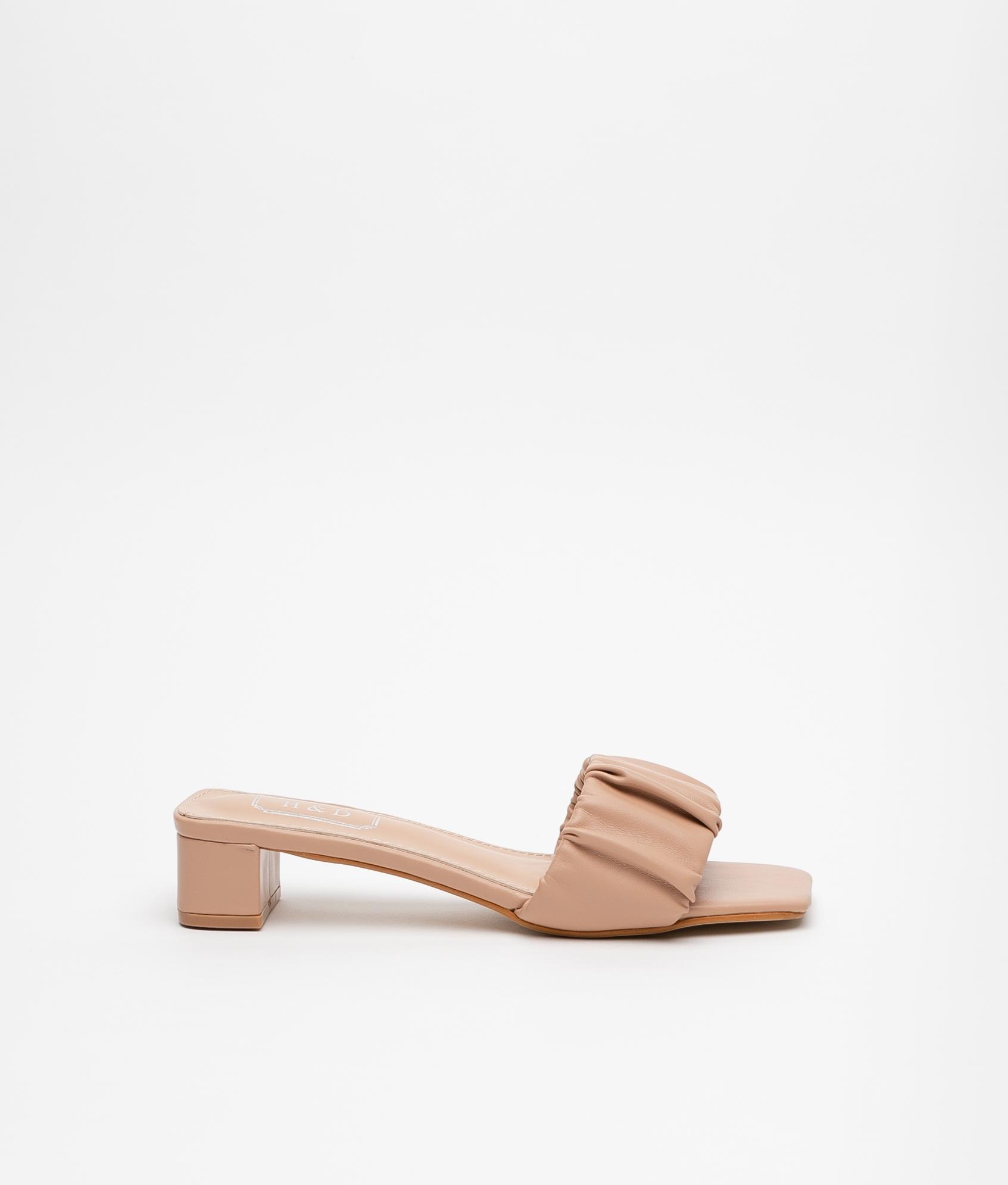 High Sandal Yanala - Beige