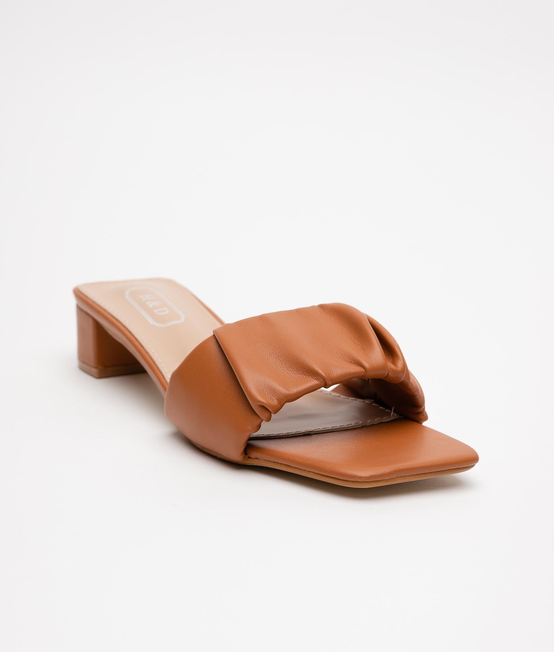 High Sandal Yanala - Camel