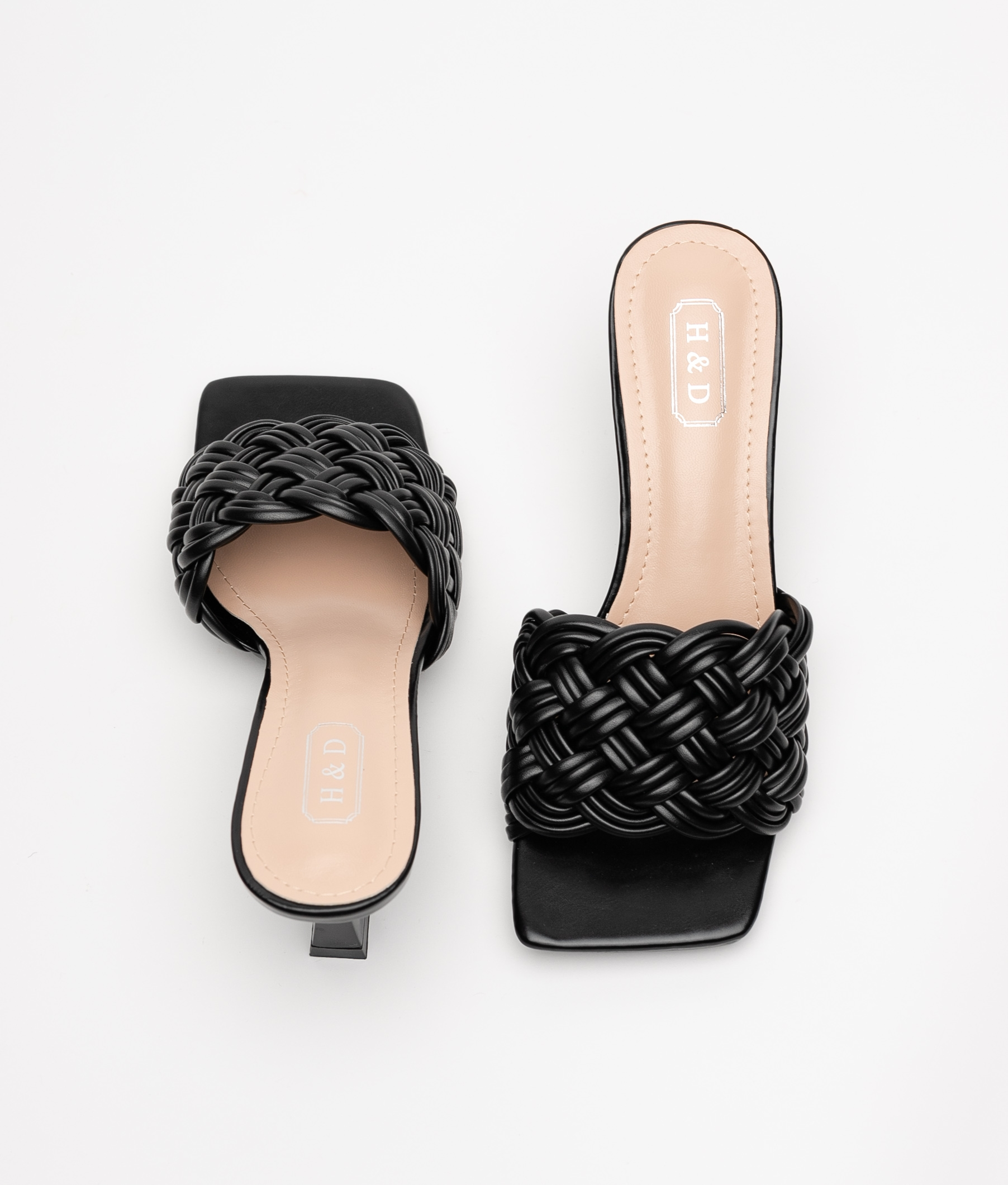 High Sandal Kenay - Black
