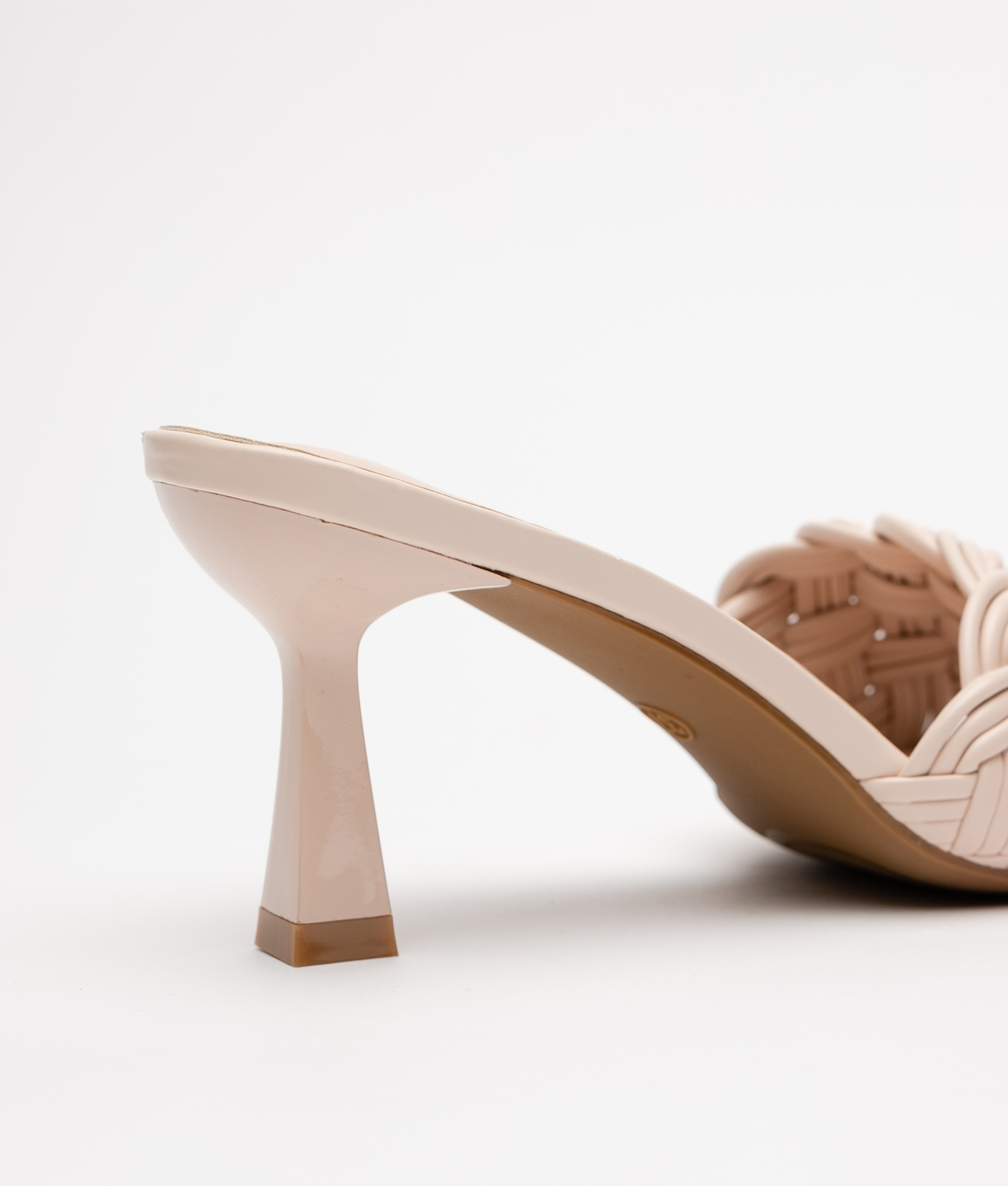 High Sandal Kenay - Beige