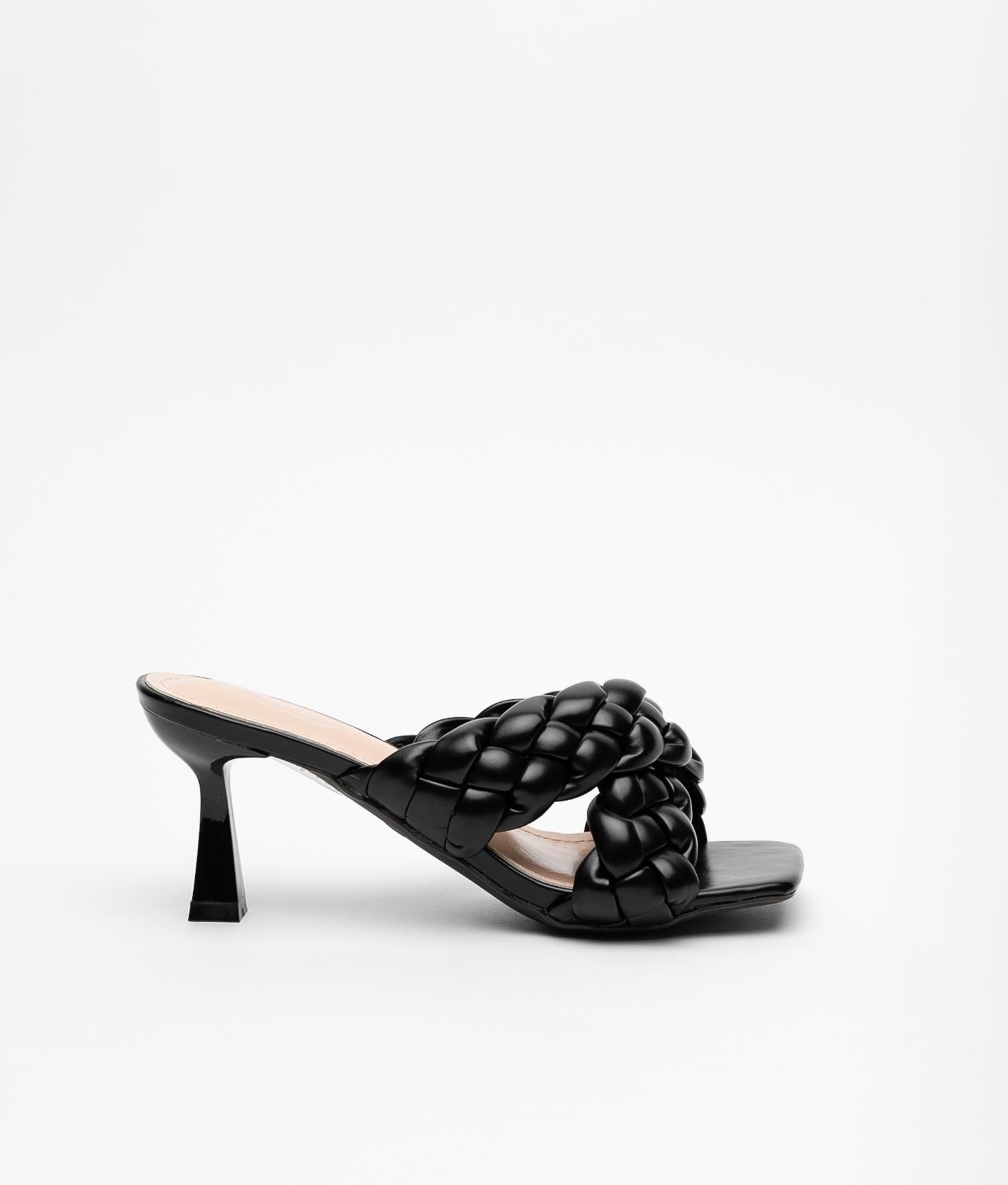 High Sandal Carisa - Black