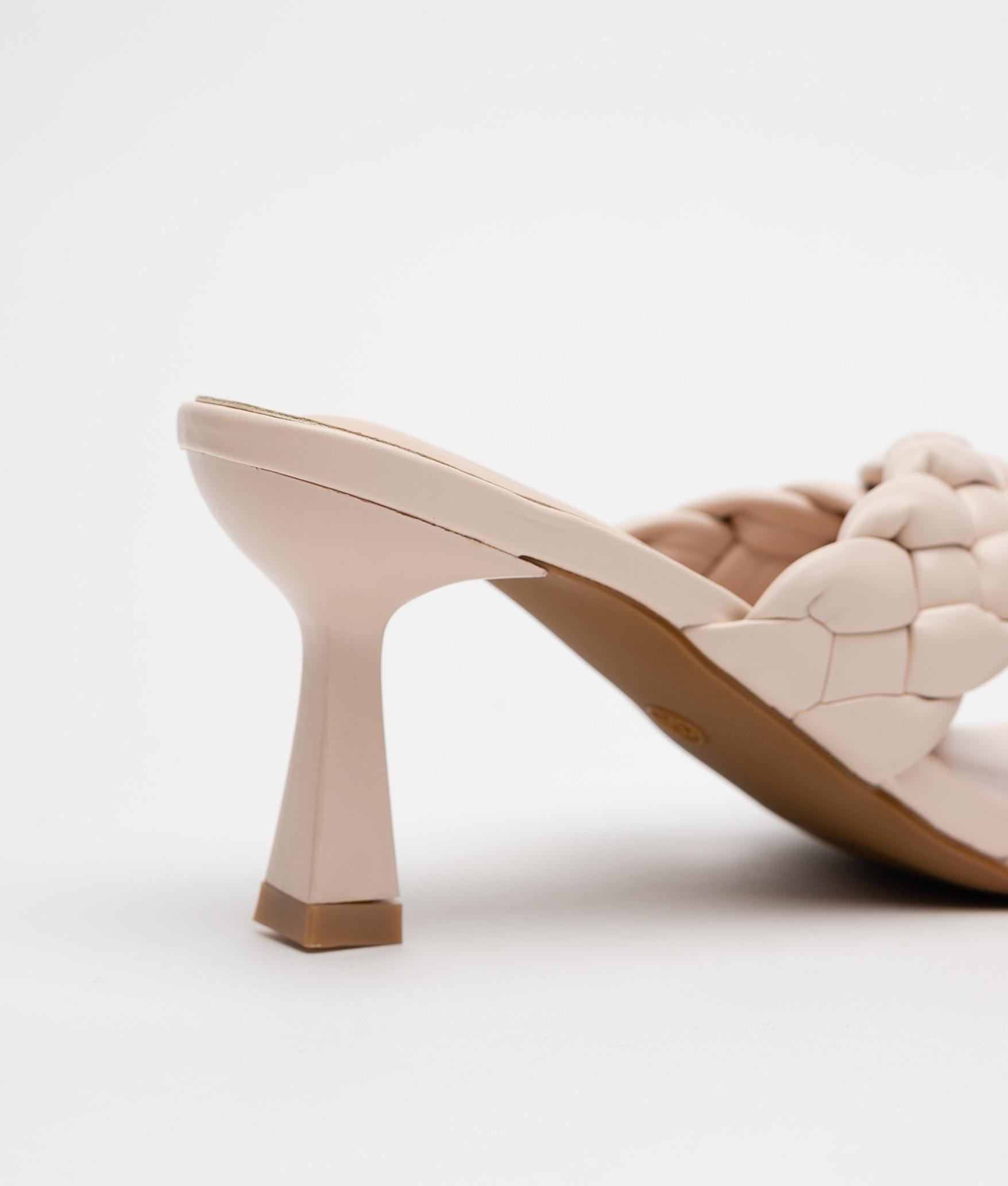 High Sandal Carisa - Beige