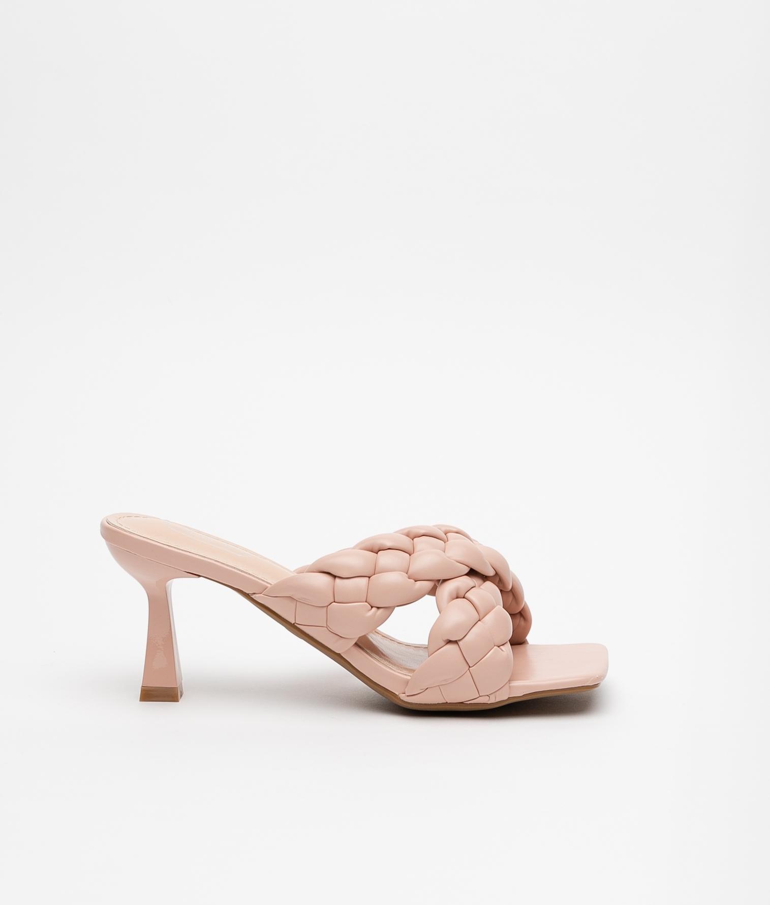 High Sandal Carisa - Pink