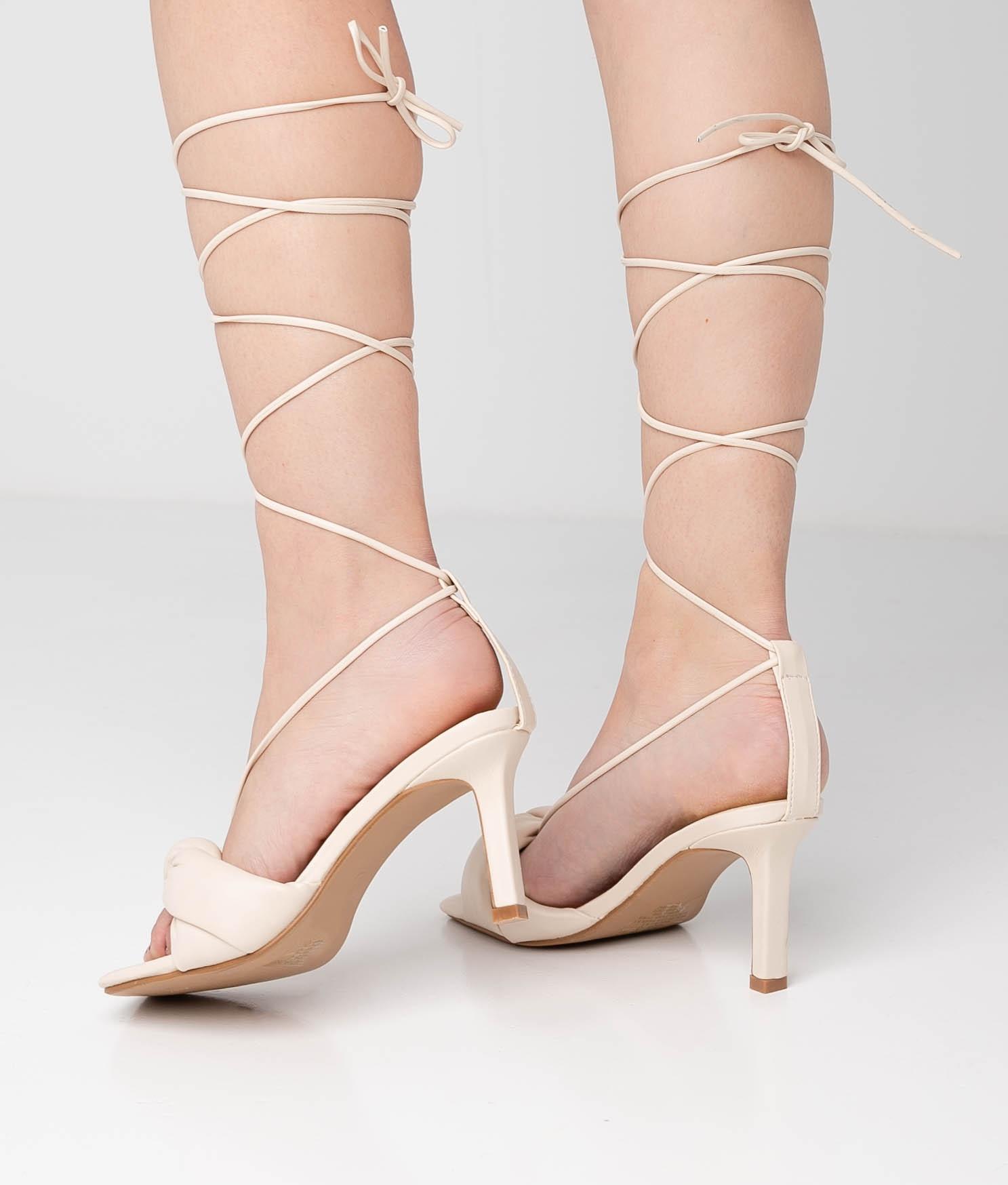 High Sandal Kylie - Beige