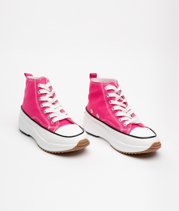 Sneakers Futer - Fúcsia