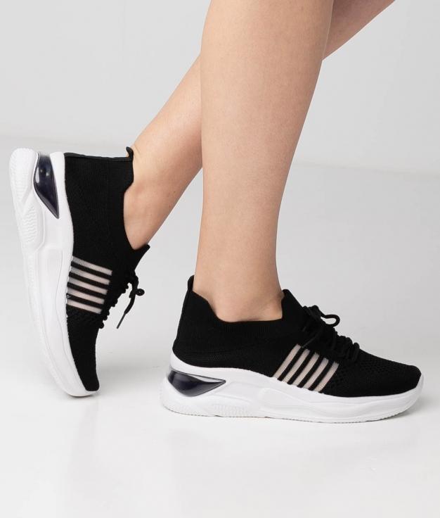 Sneakers Dule - Preto