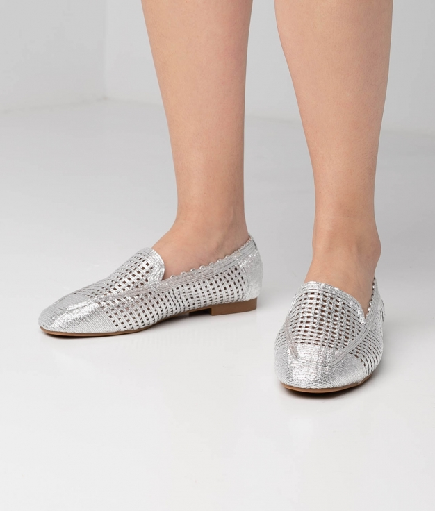 CHAUSSURE MISORE - ARGENT
