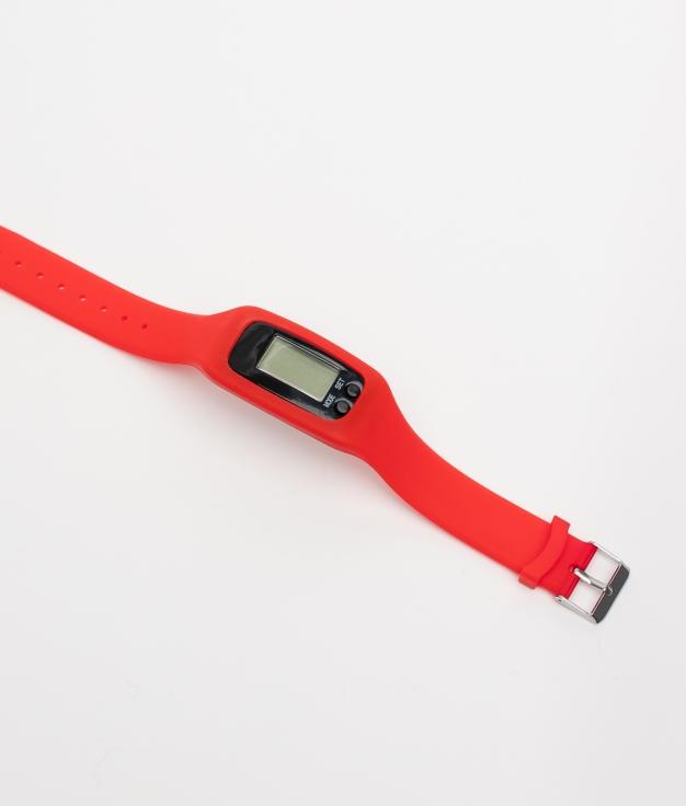 Reloj Fornax - Vermelho