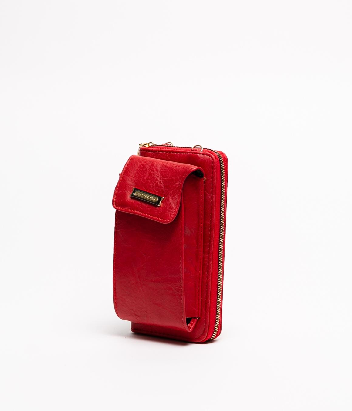 CORANE MOBILE HOLDER - RED