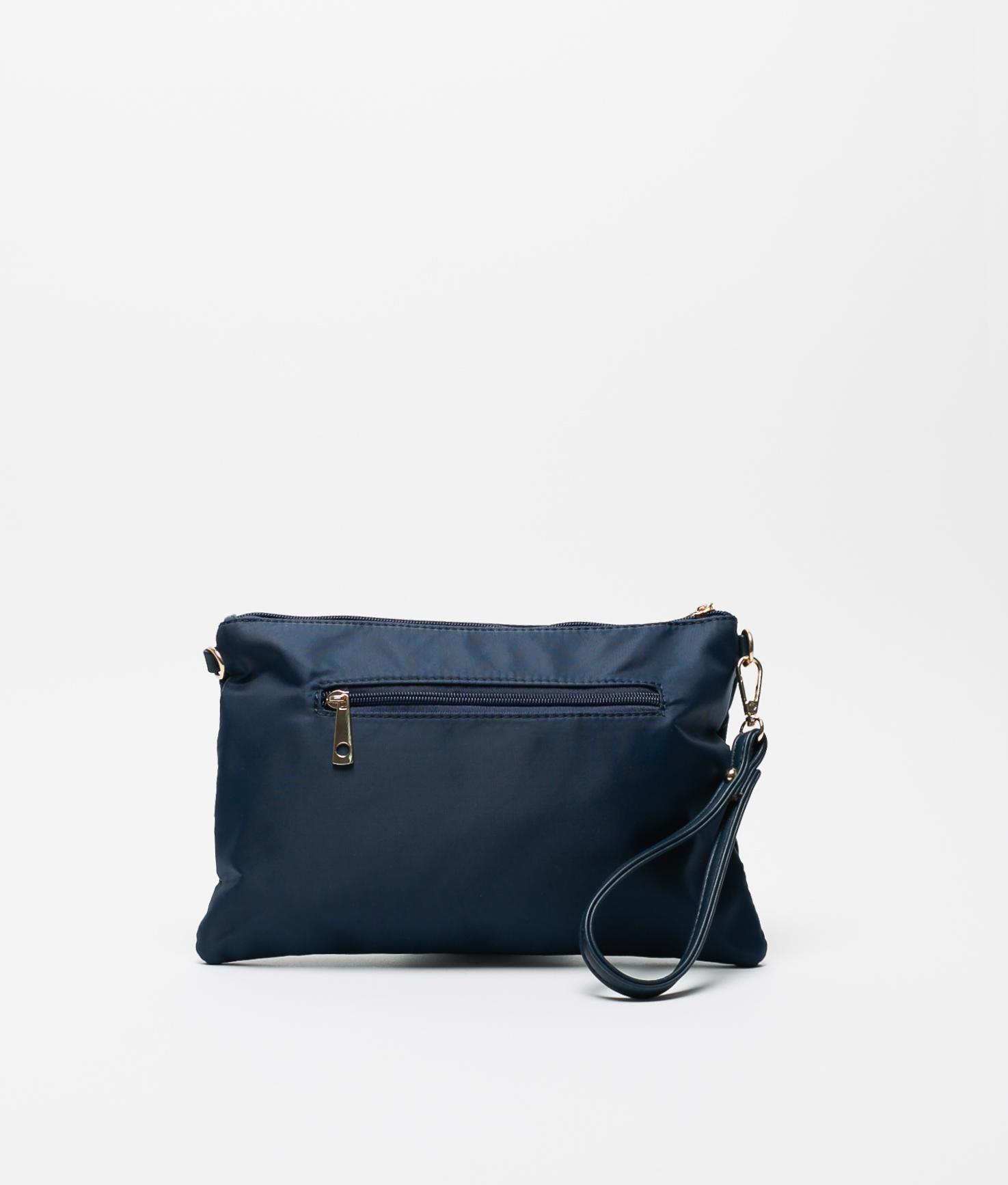 Puket Shoulder Bag - NAVY BLUE
