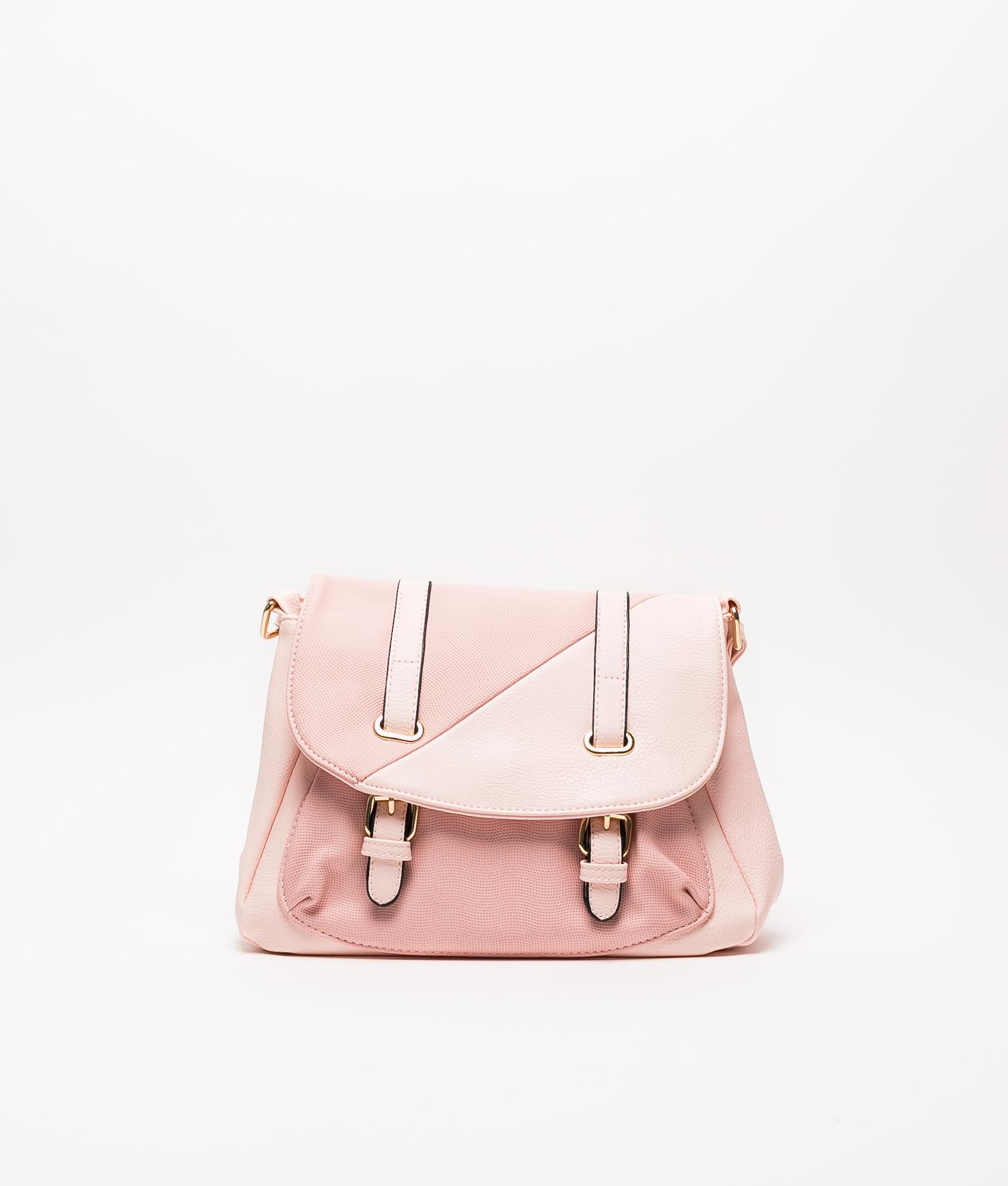 Shoulder bag Odetta - Pink