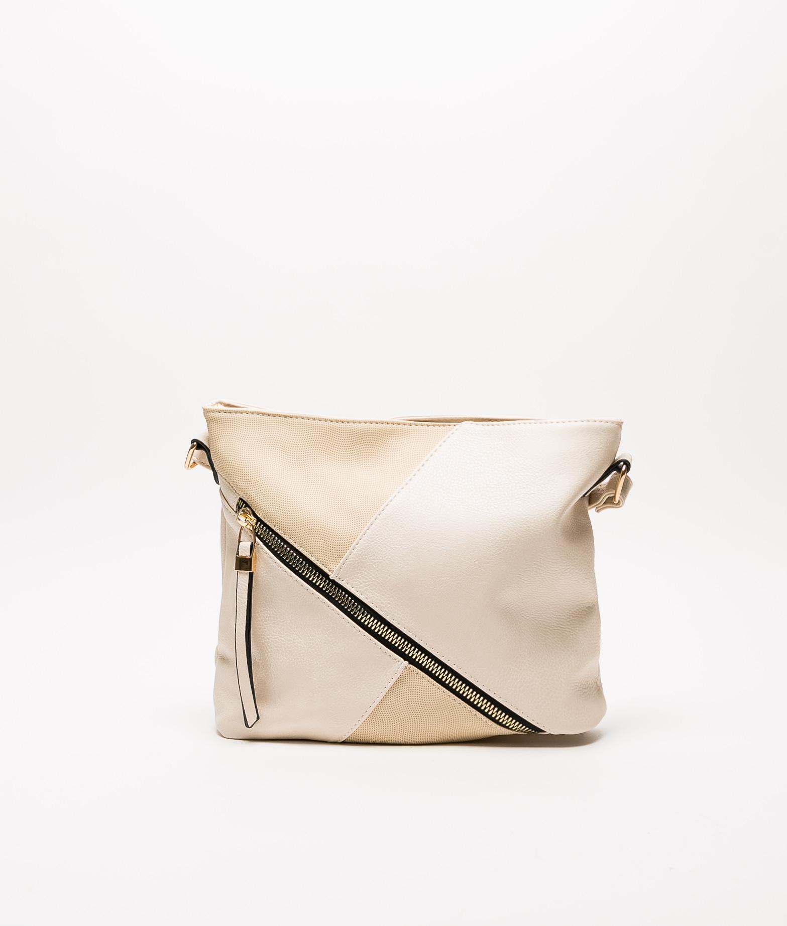 Shoulder bag Silke - Beige