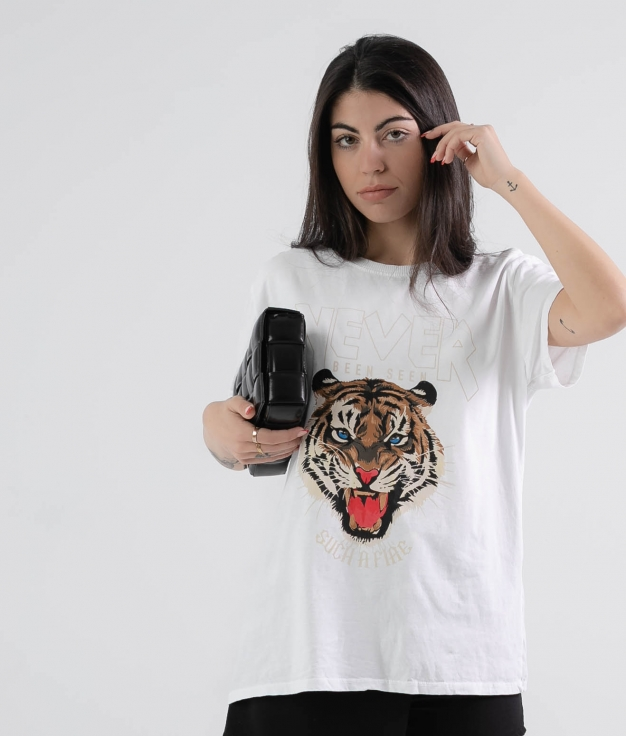 Camiseta Krasi - Blanco