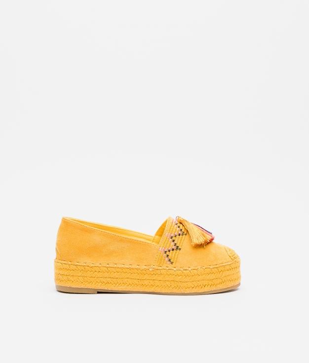 Espadrile Sibu - Yellow