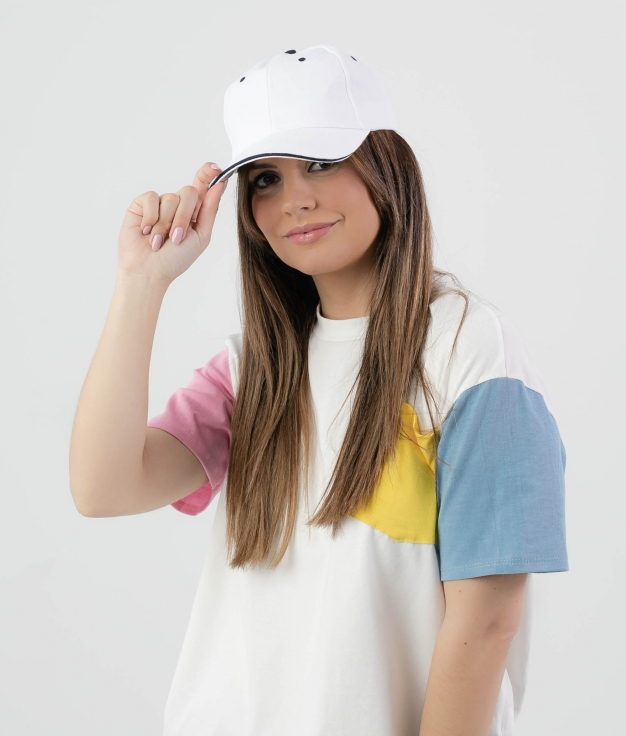 CAP PANY - BIANCO
