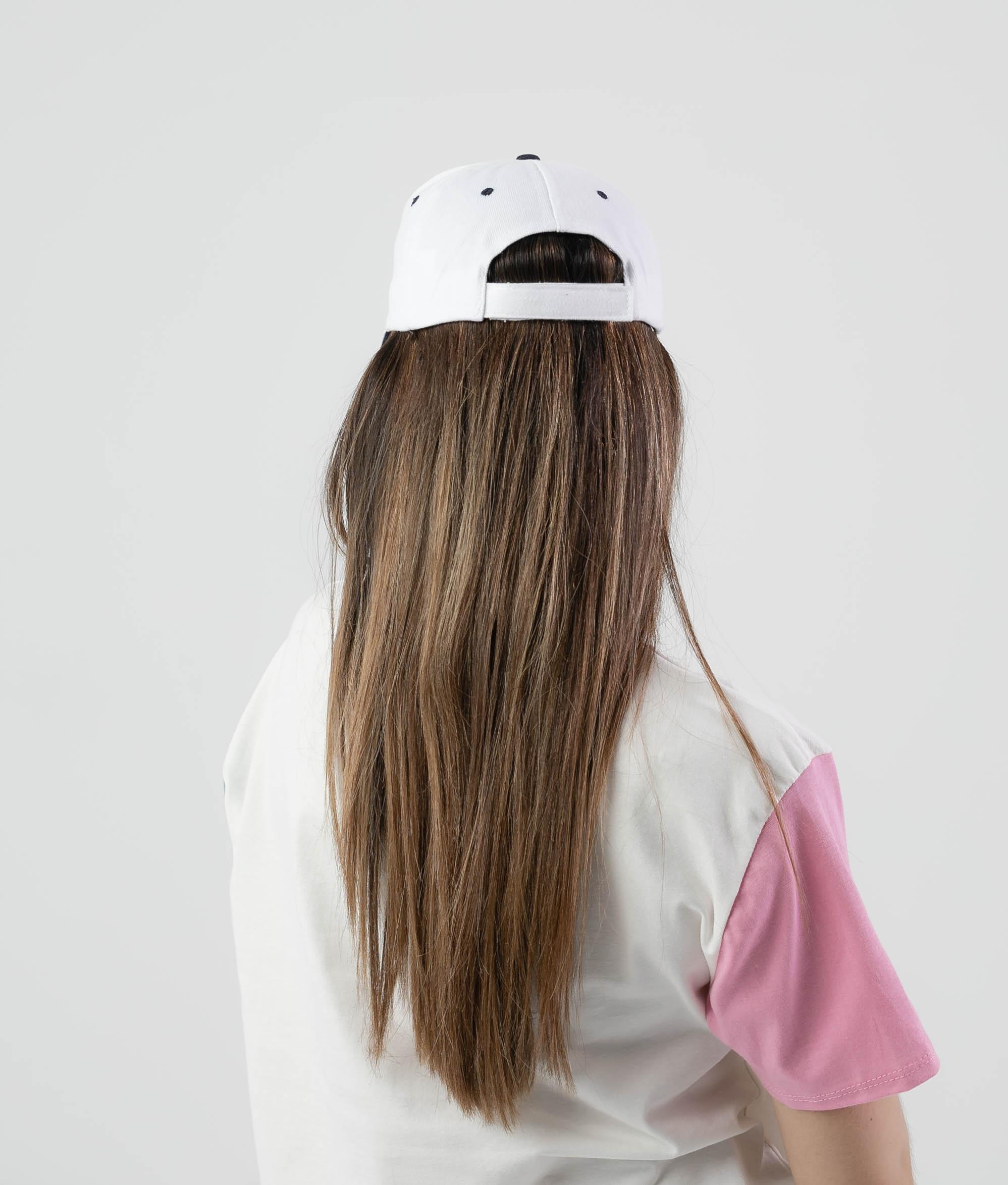 PANY CAP - WHITE