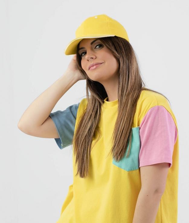 PANY CAP - YELLOW