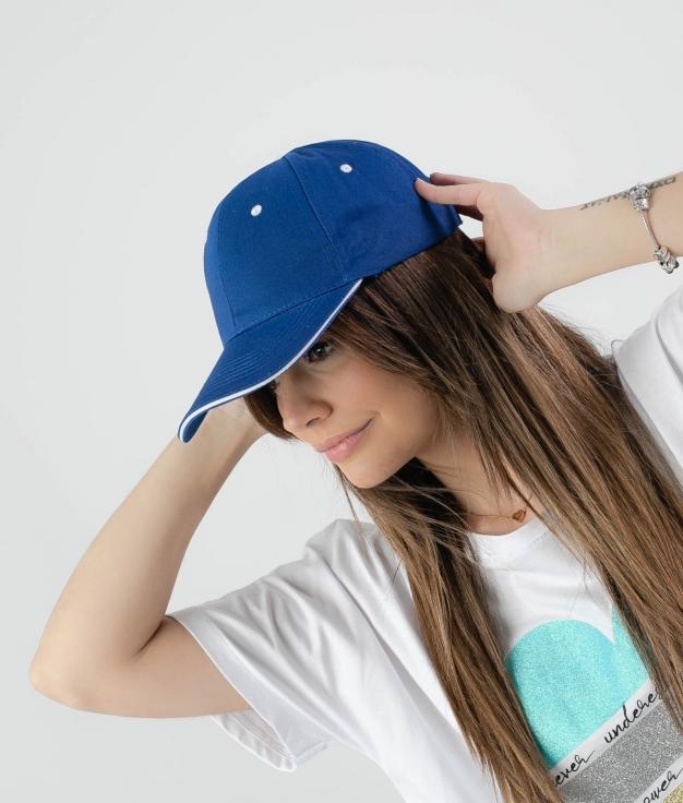 PANY CAP - KLEIN BLUE