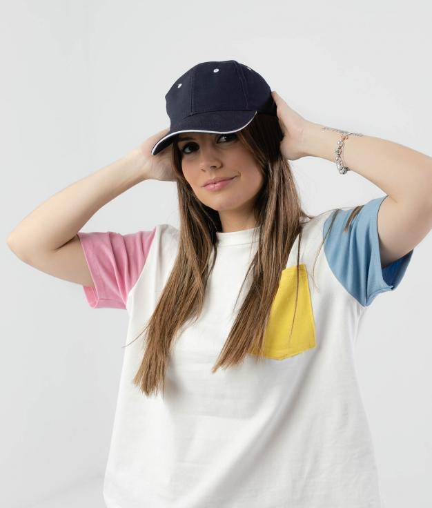 CAP PANY - AZUL MARINHO