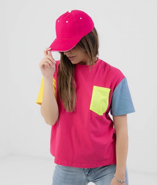 CAP PANY - FUCSIA