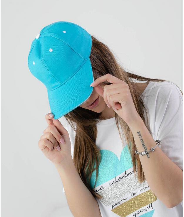CAP PANY - TURQUESE