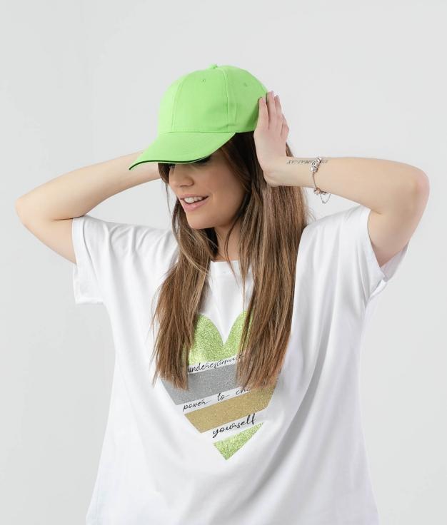 CAP PANY - VERDE CHIARO