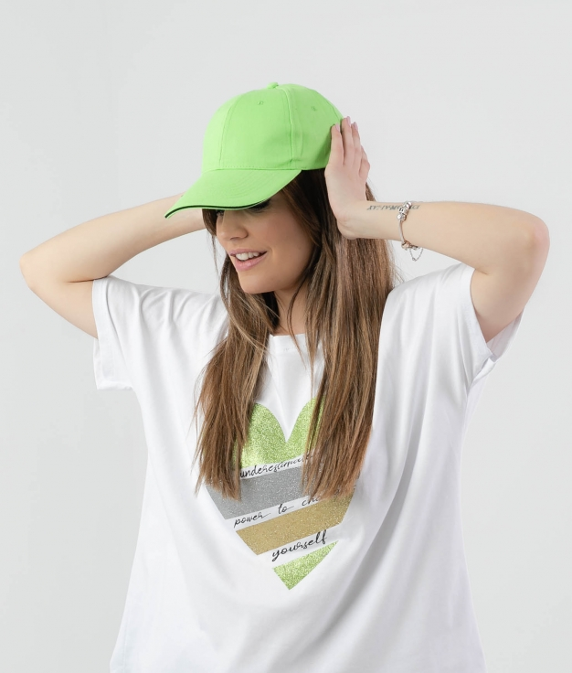 PANY CAP - GREEN LIGHT