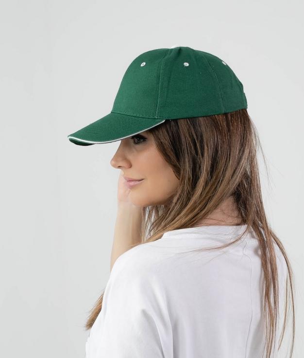 CAP PANY - VERDE SCURO