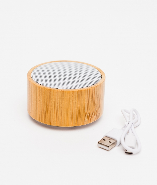Altavoz Bluetooth Well - Madera