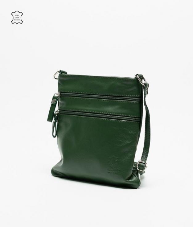 Bolso piel Polo - green