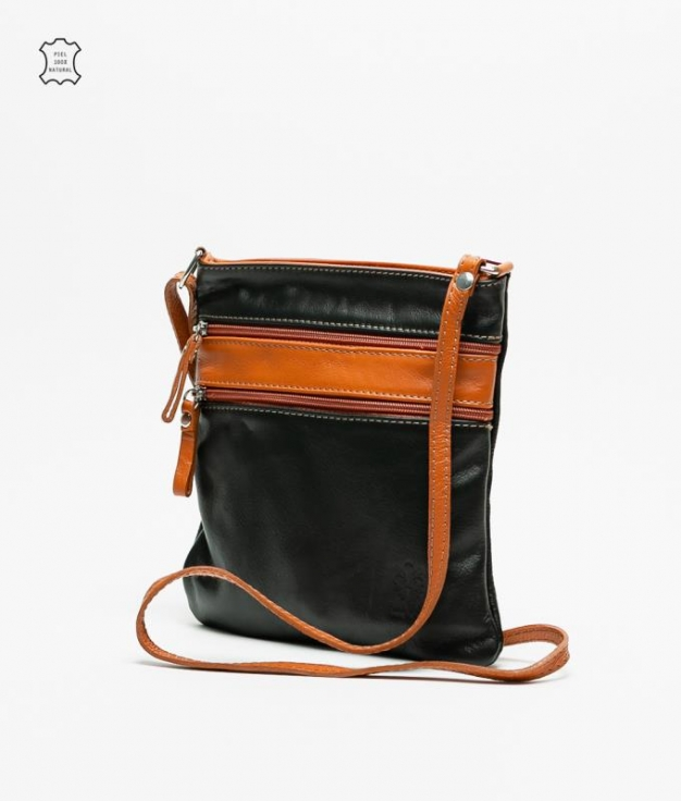 Bolso piel Polo -black2