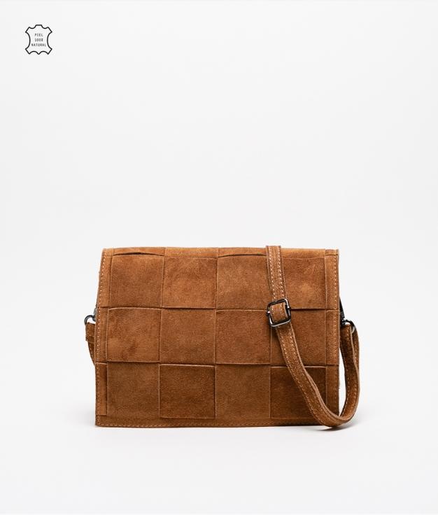 Bolso de piel Sofía - leather
