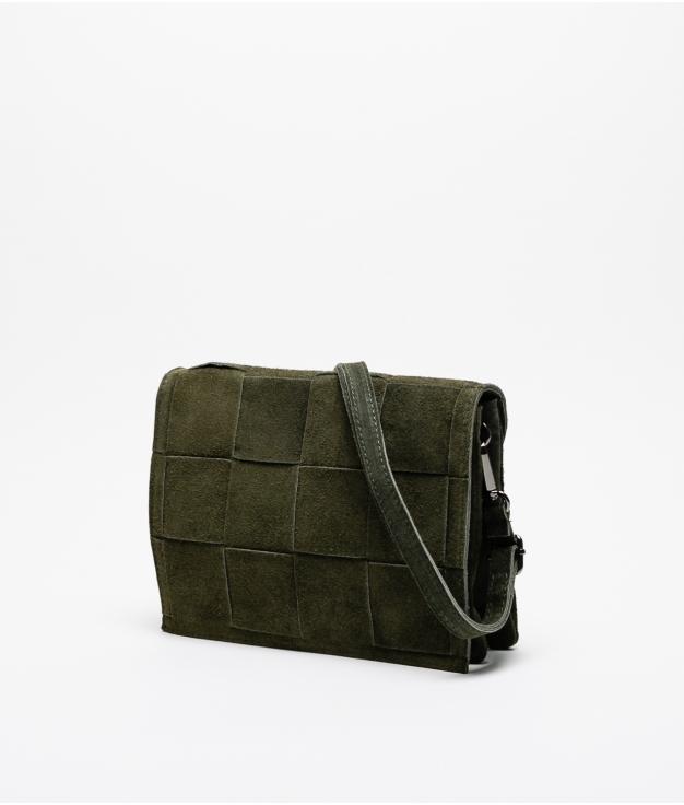 Bolso de piel Sofía - green