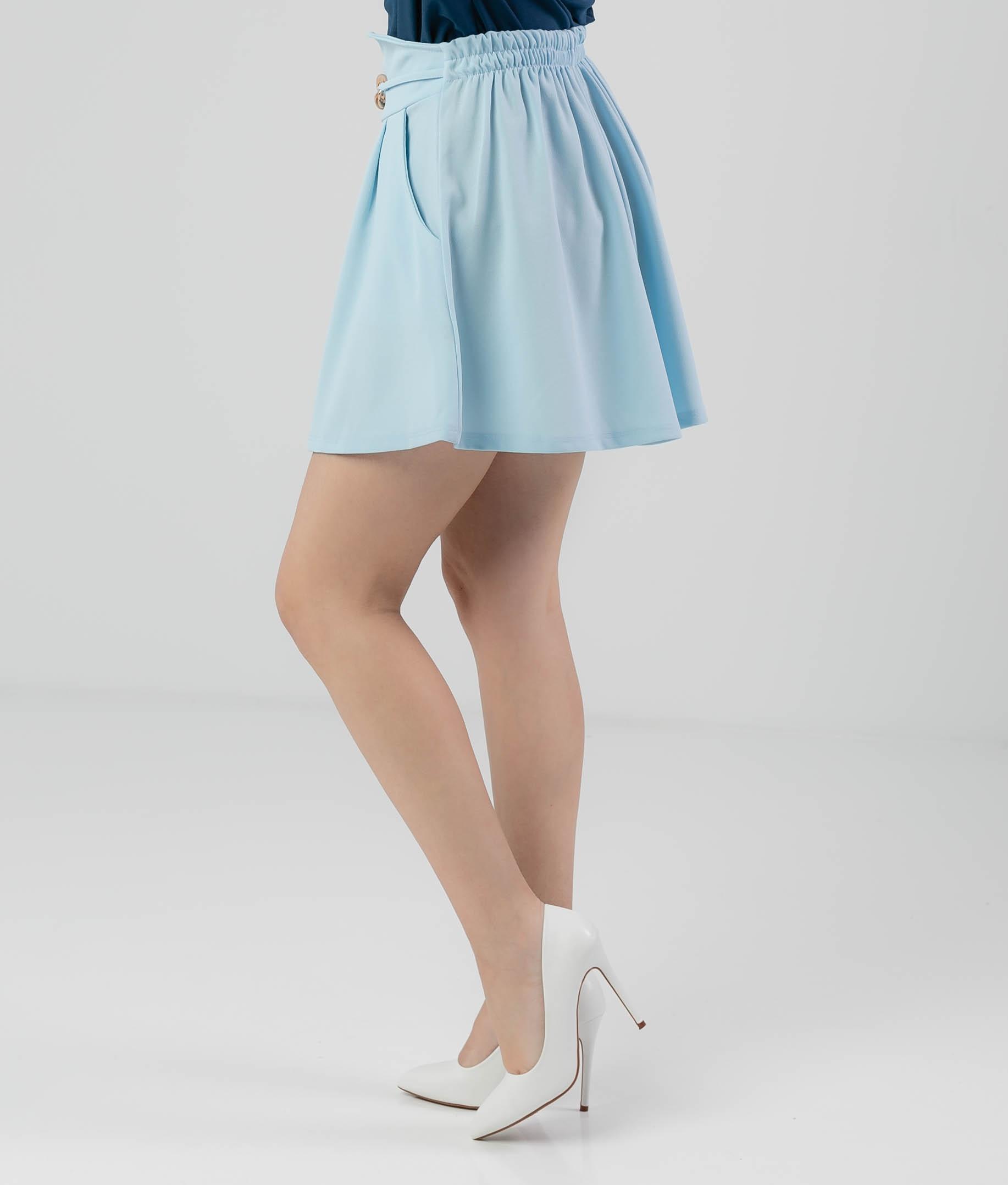 SHORT NIBICUS - BLUE
