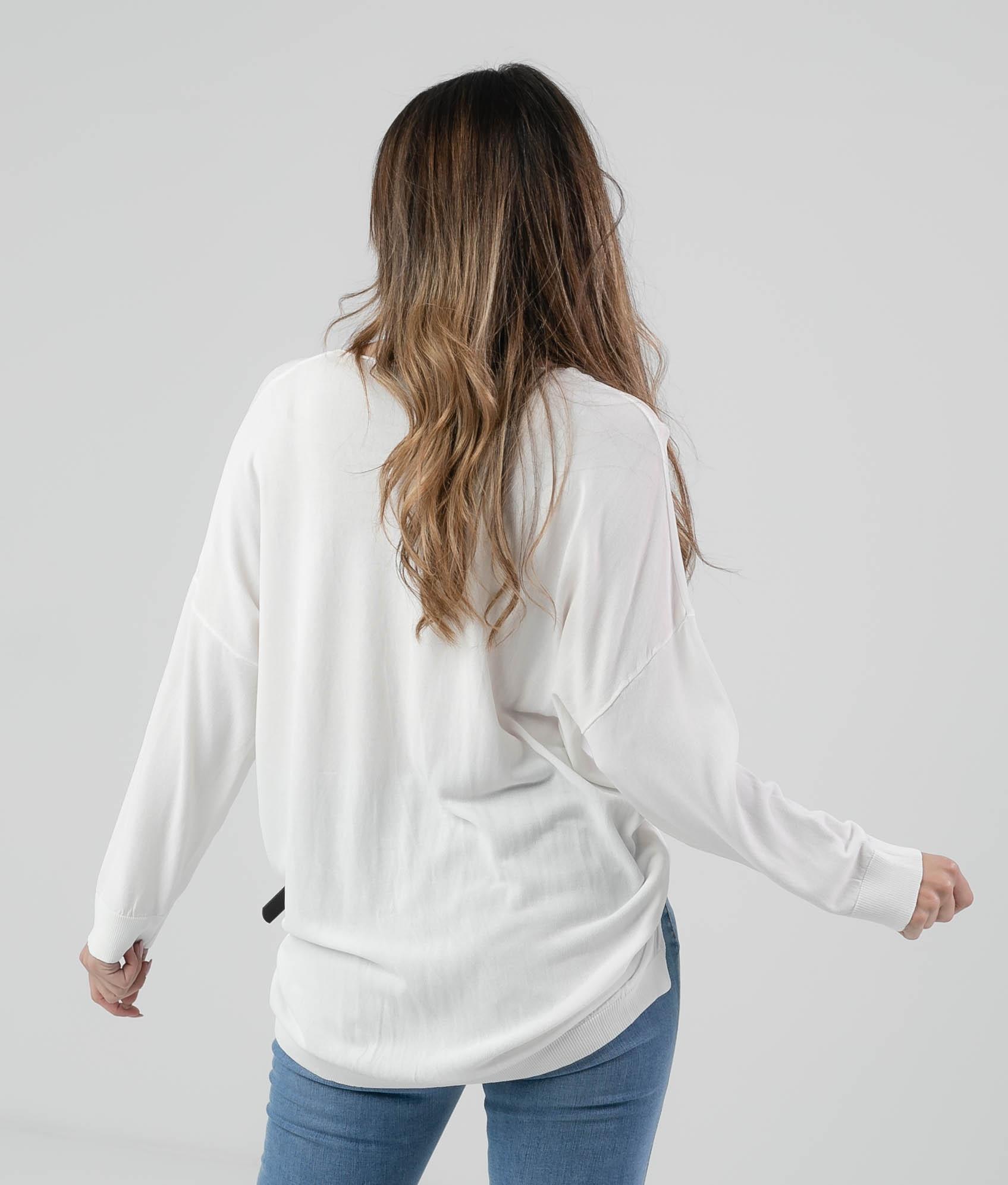 CAMISETA RICANLE - WHITE