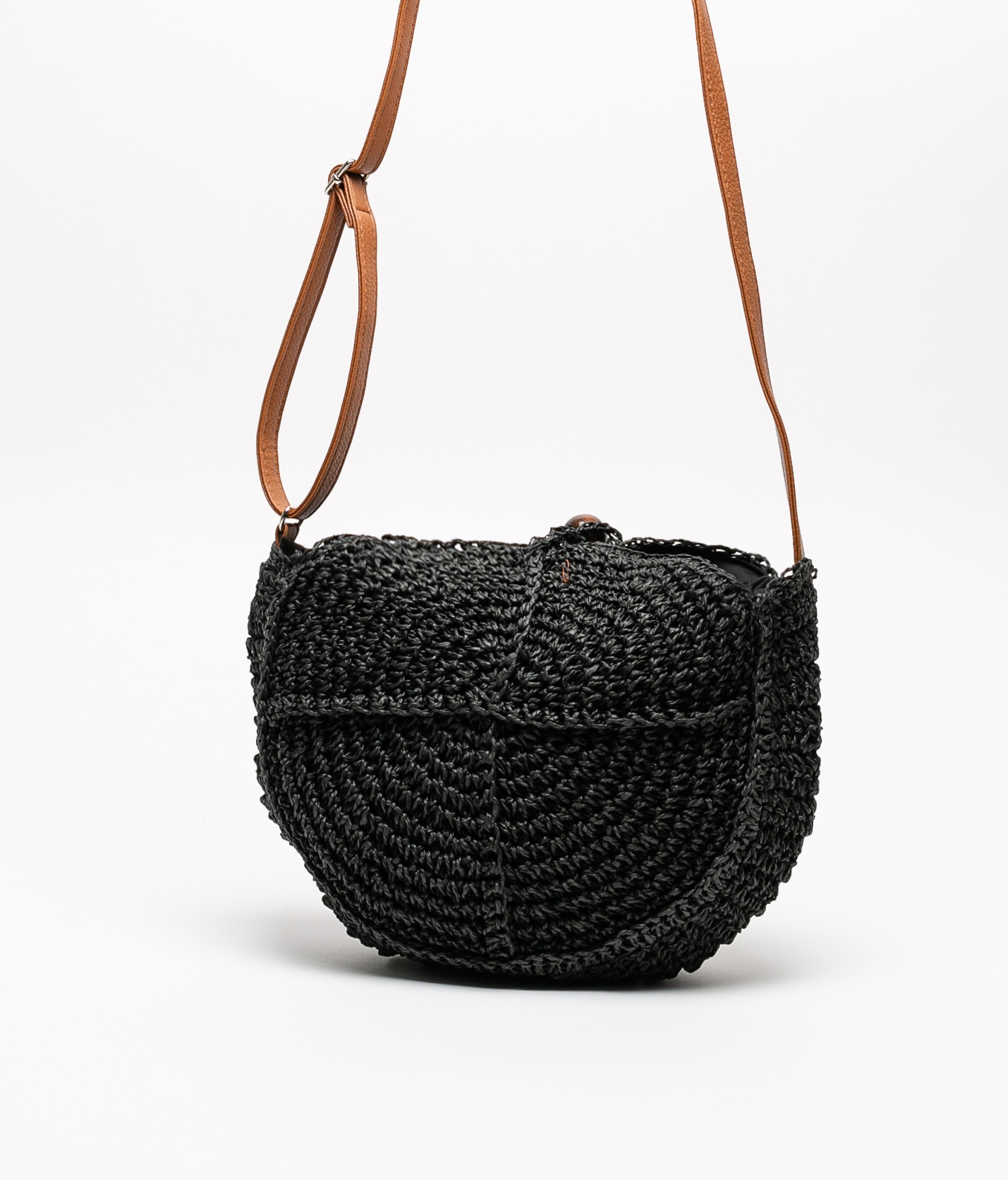 YESENIA SHOULDER BAG - BLACK