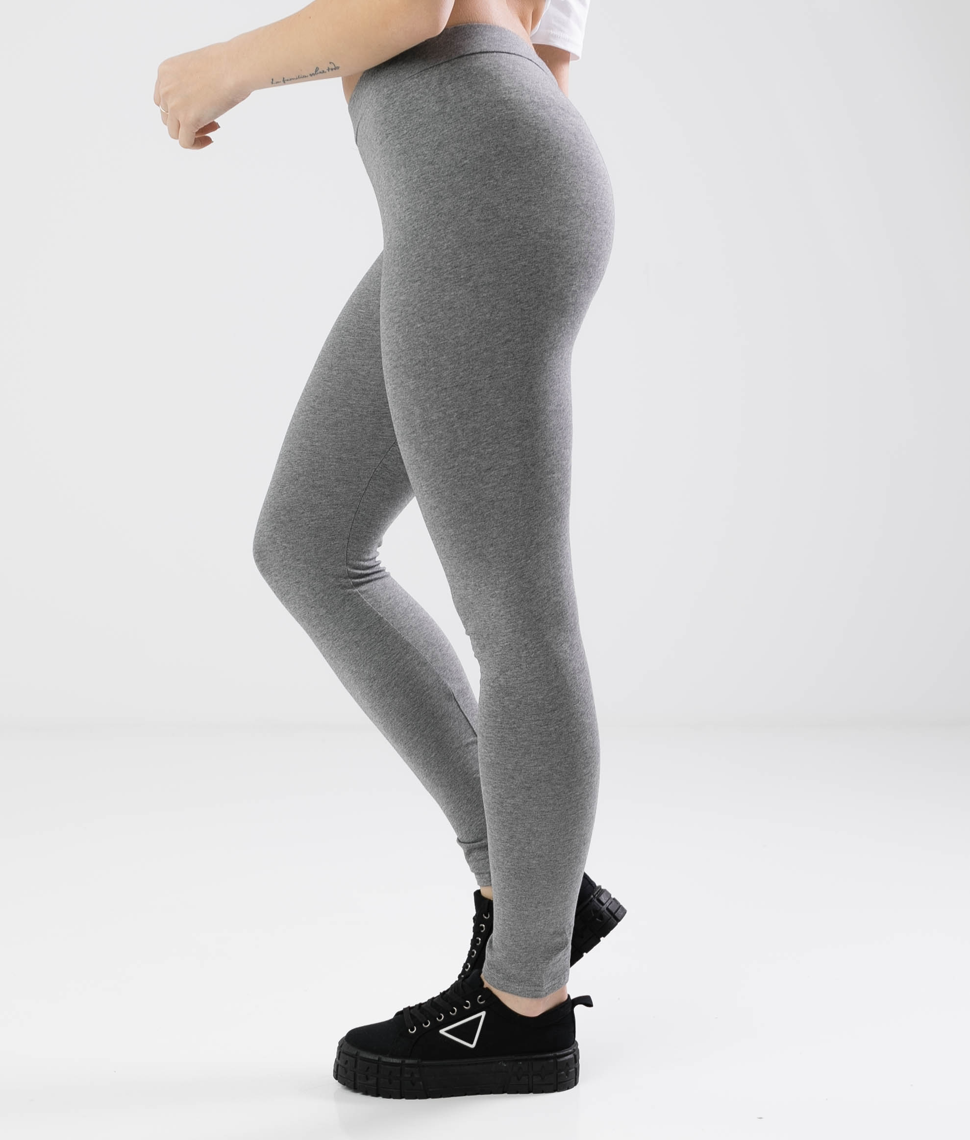 LEGGINS ZIMER - GREY DARK