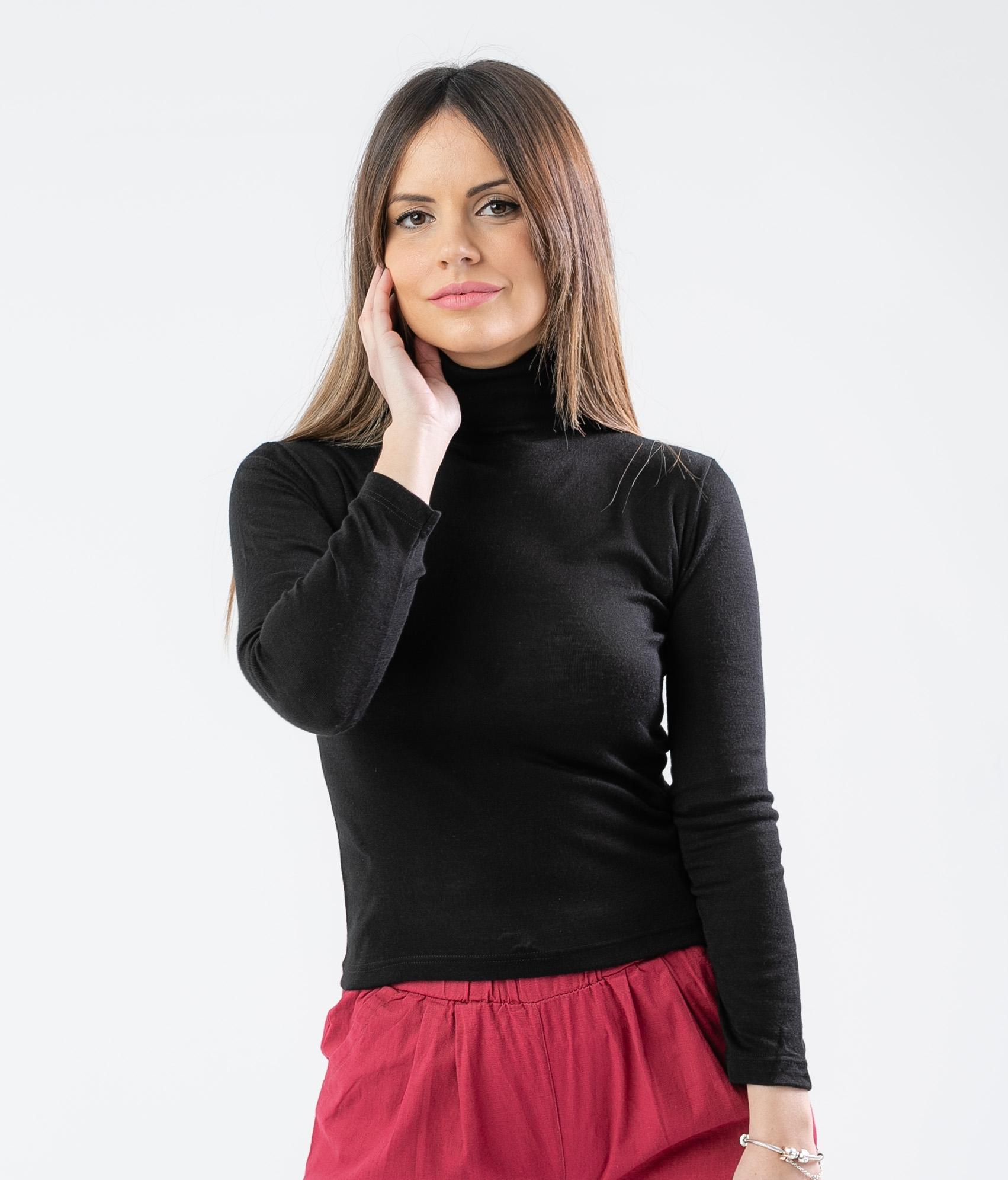 CAMISETA ROBIGA - NEGRO
