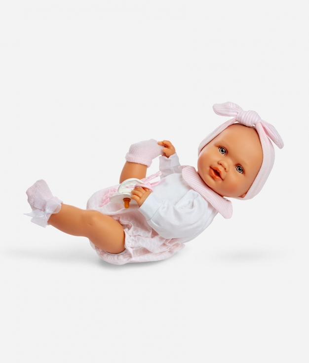 MUÑECA BERJUAN - BABY MARIANA NIÑA