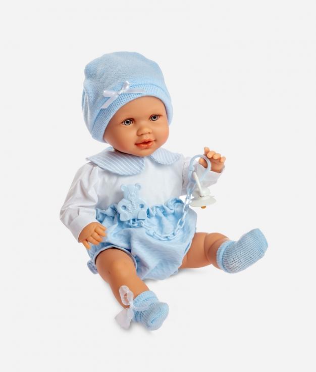 MUÑECA BERJUAN - BABY MARIANA NIÑO