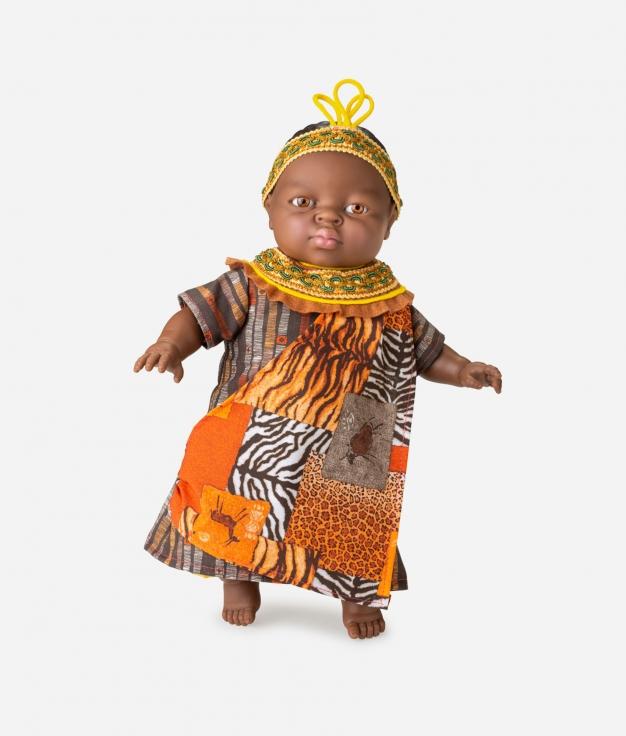 MUÑECO BERJUAN - WORLD NIÑO ÁFRICA