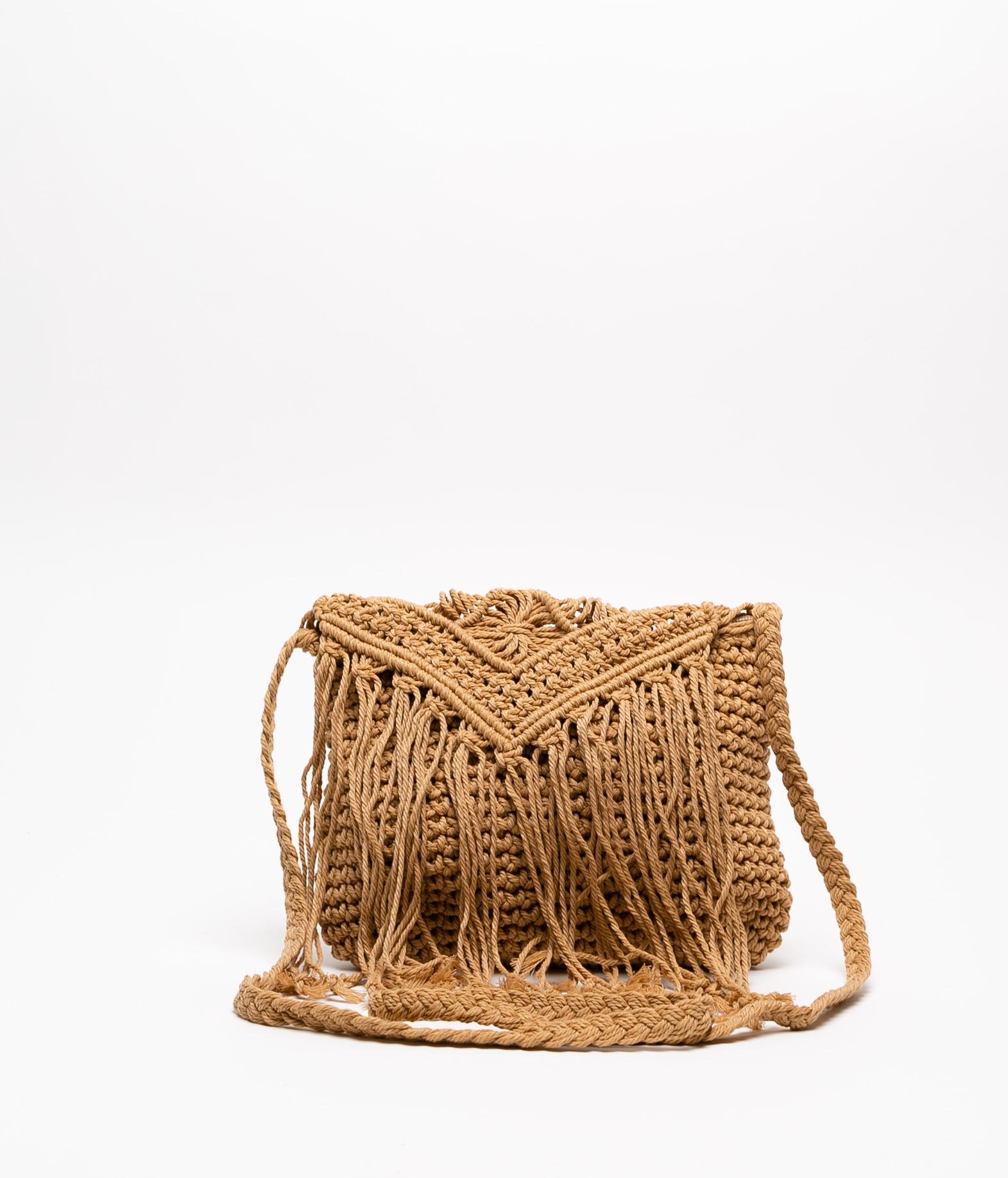 Wallet Zaira - Camel