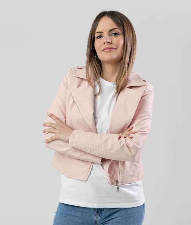 CHAQUETA BOGLIS - ROSA