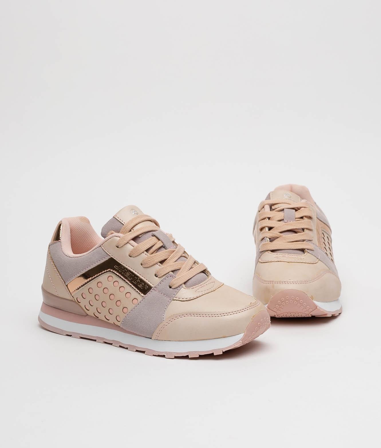 Sneakers Punter J'habyer - Rosa