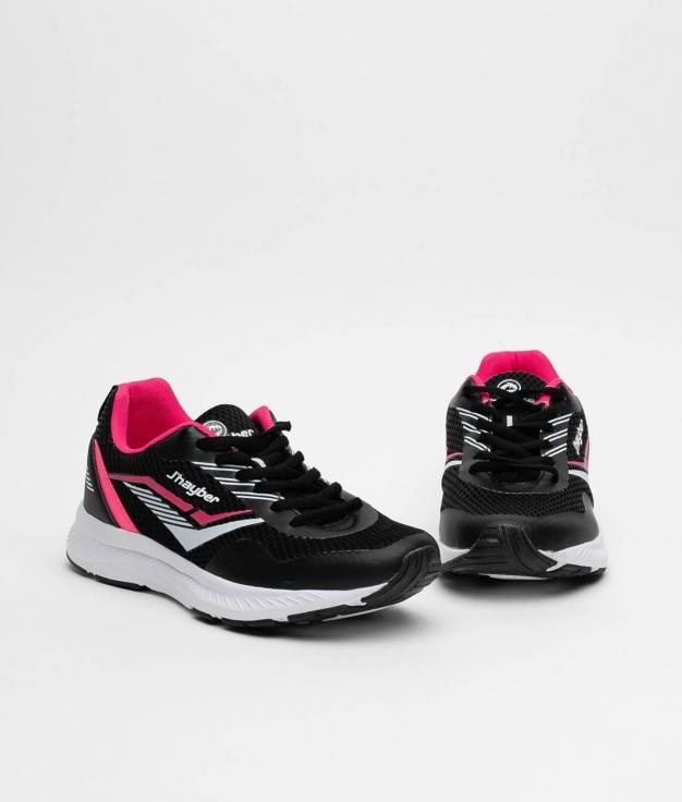 Sneakers Revi J'hayber - Negro