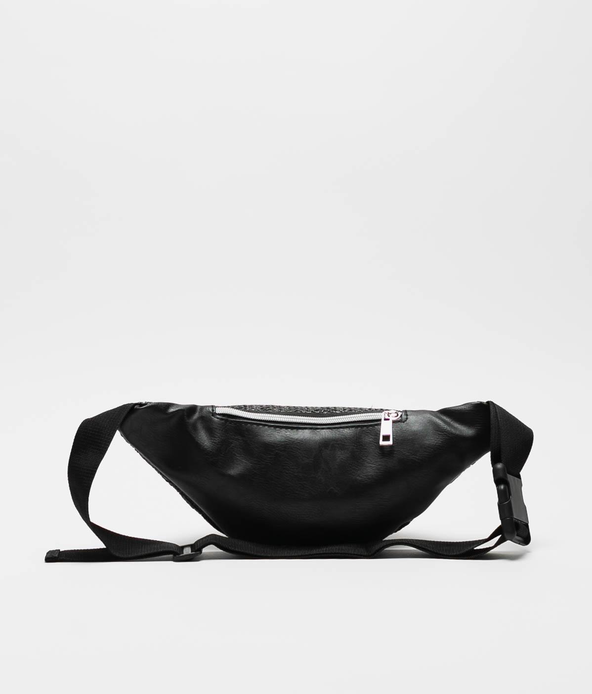 WAIST BAG NOA - BLACK