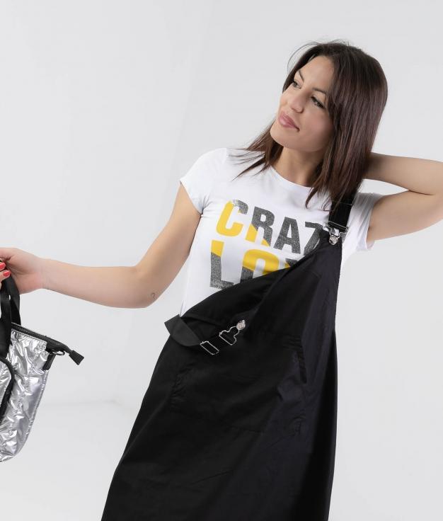 Conjunto Pichi Crazy - Amarelo