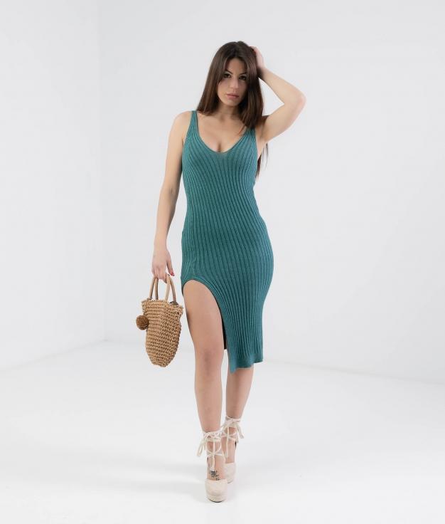 Vestido Zinia - Azul