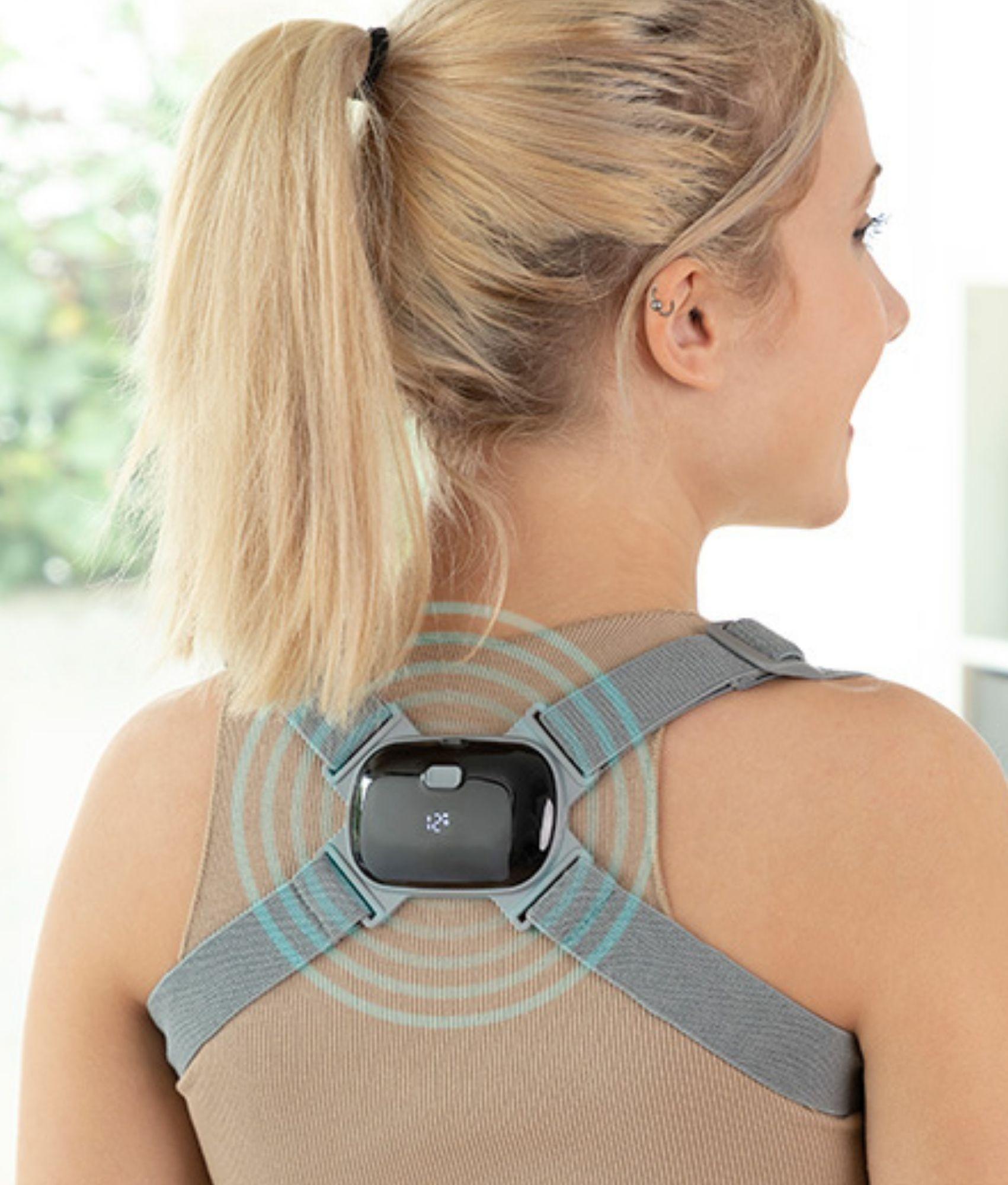 Entrenador de Postura Inteligente Recargable con Vibración Viback